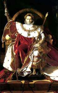 napoleon-throne
