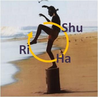 Karatekid ShuHaRi