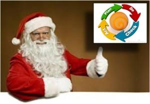 Santa Claus PDCA 2